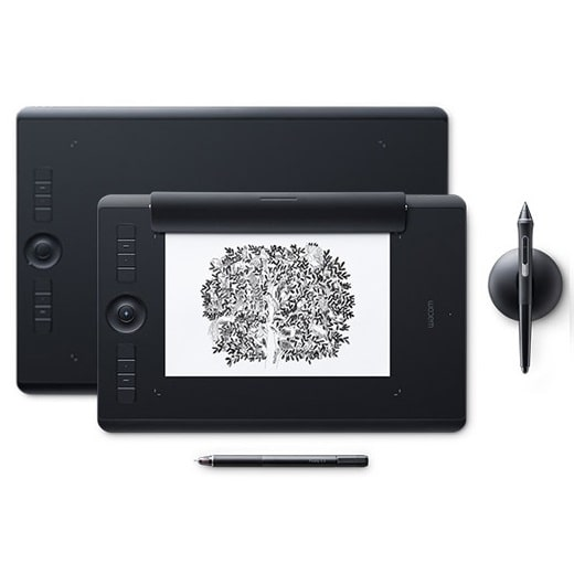 قلم نوری اینتوس پرو وکام wacom intuos pro paper edition medium